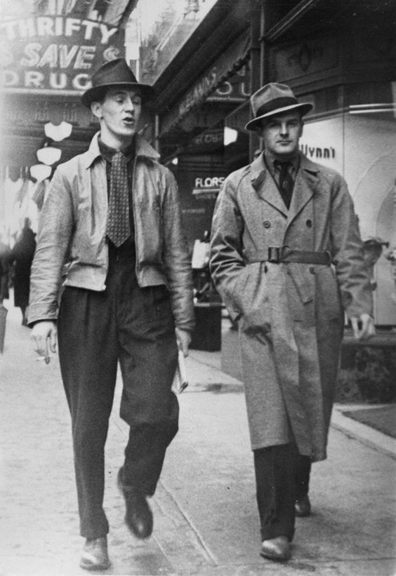 Brooklyn men 1930s