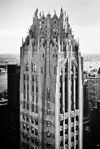 General Electric Building, 1931 -