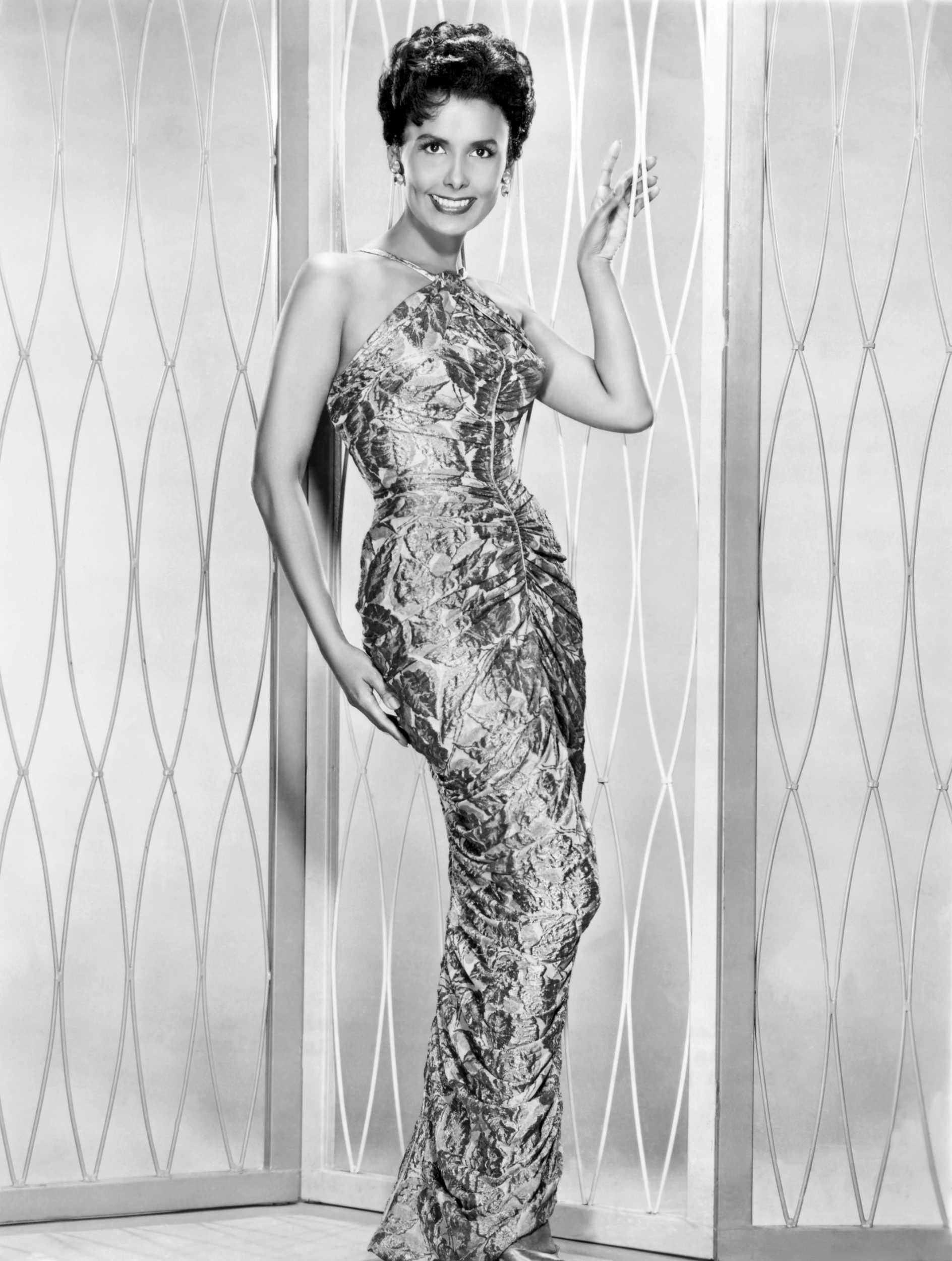 Singer Lena Horne started out her career in the Cotton Club in 1930s, beginning as chorus line singer and eventually becoming a headlining star in her own right.
