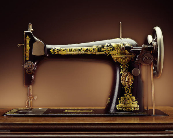 Singer sewing machine, 1903