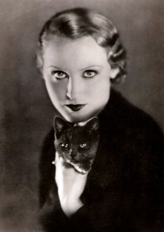 Brigitte Helm, one of the iconic silent movie stars of the 1920s