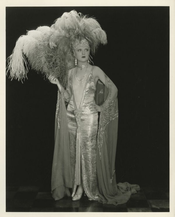 May McAvoy for  The Jazz Singer  directed by Alan Crowland, 1927