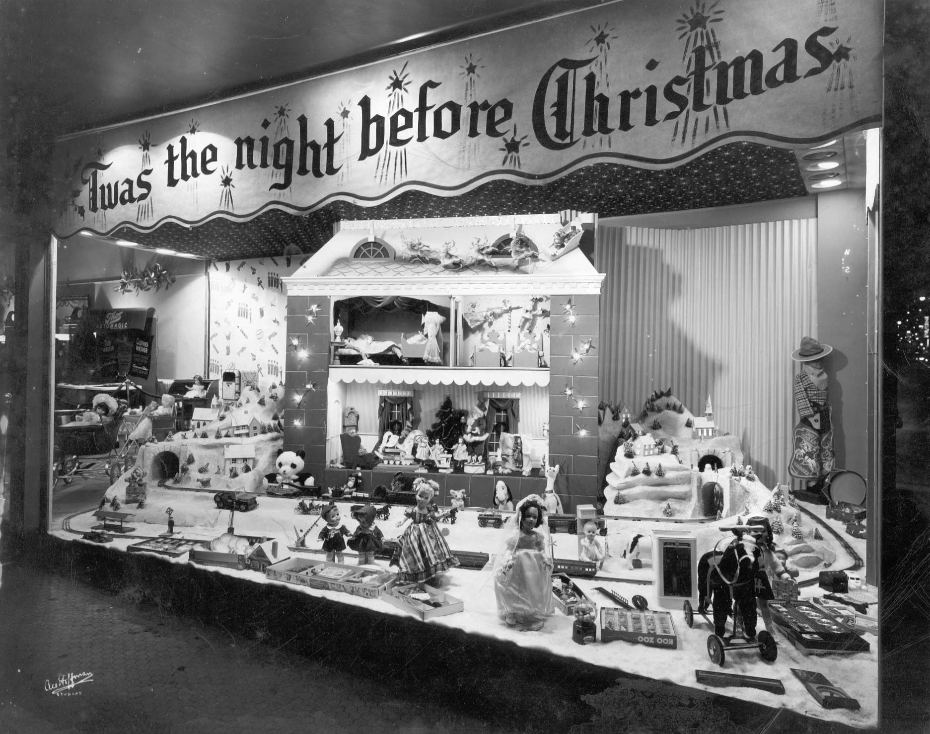 """""""It was the night before Christmas"""", 1948"""