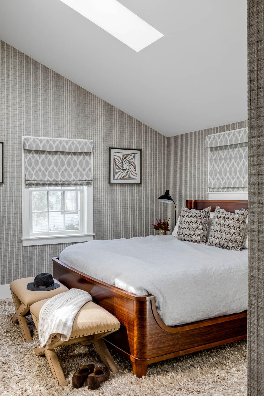 Newport Rhode Island, Rhode Island interior design, New England interior designer, bedroom
