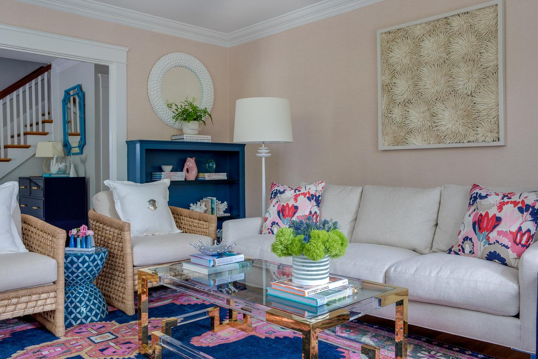 Nigro Kay Getaway, beach house decor, east coast, coastal decor, digs design, love your digs, living room decor, family room decor
