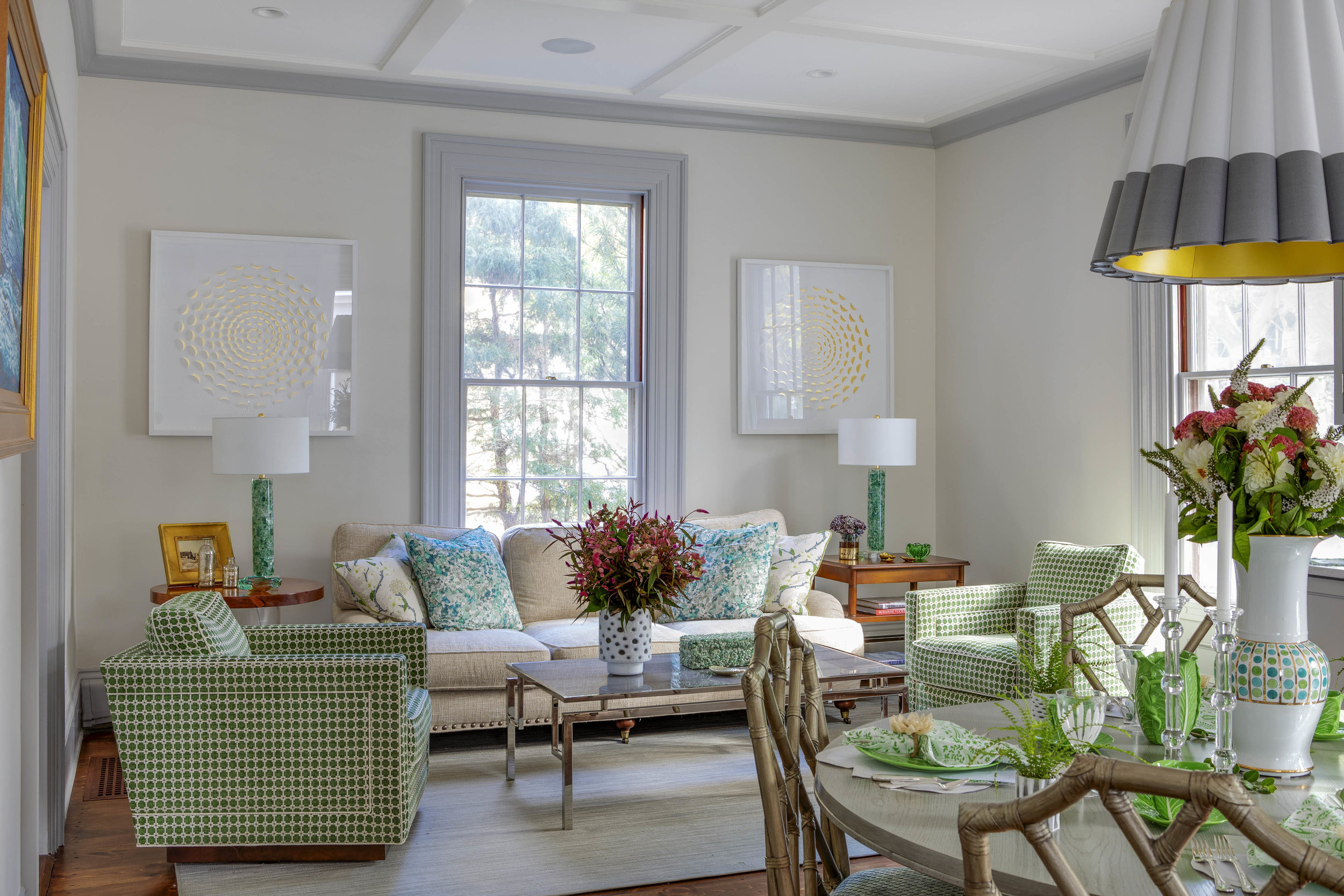 Benefit Street, Providence, Rhode Island, living room, interior design, jocelyn chiappone, digs design, digs interior design, digs design company