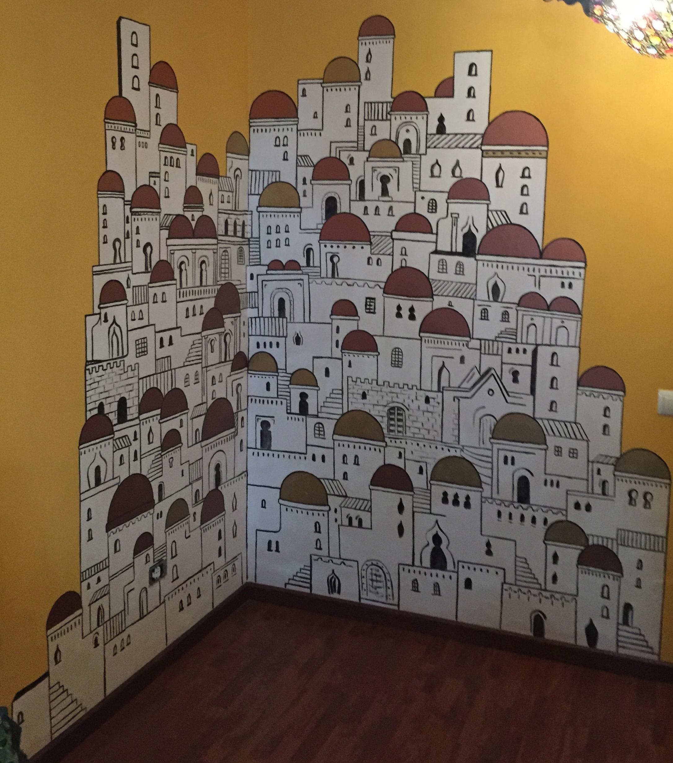 Inspiración Mil y Una noches - Ourense