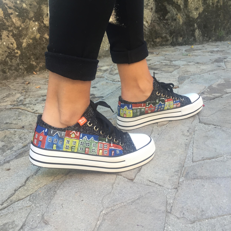 Zapatillas Casitas
