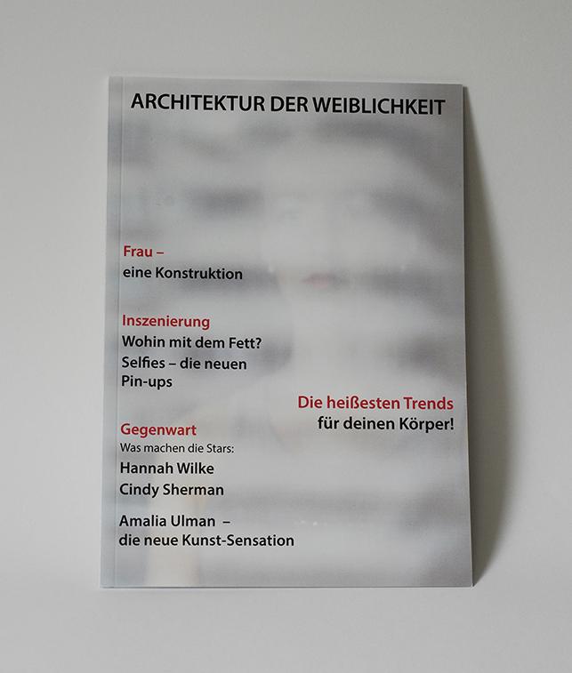 architecture of femininity, 2016