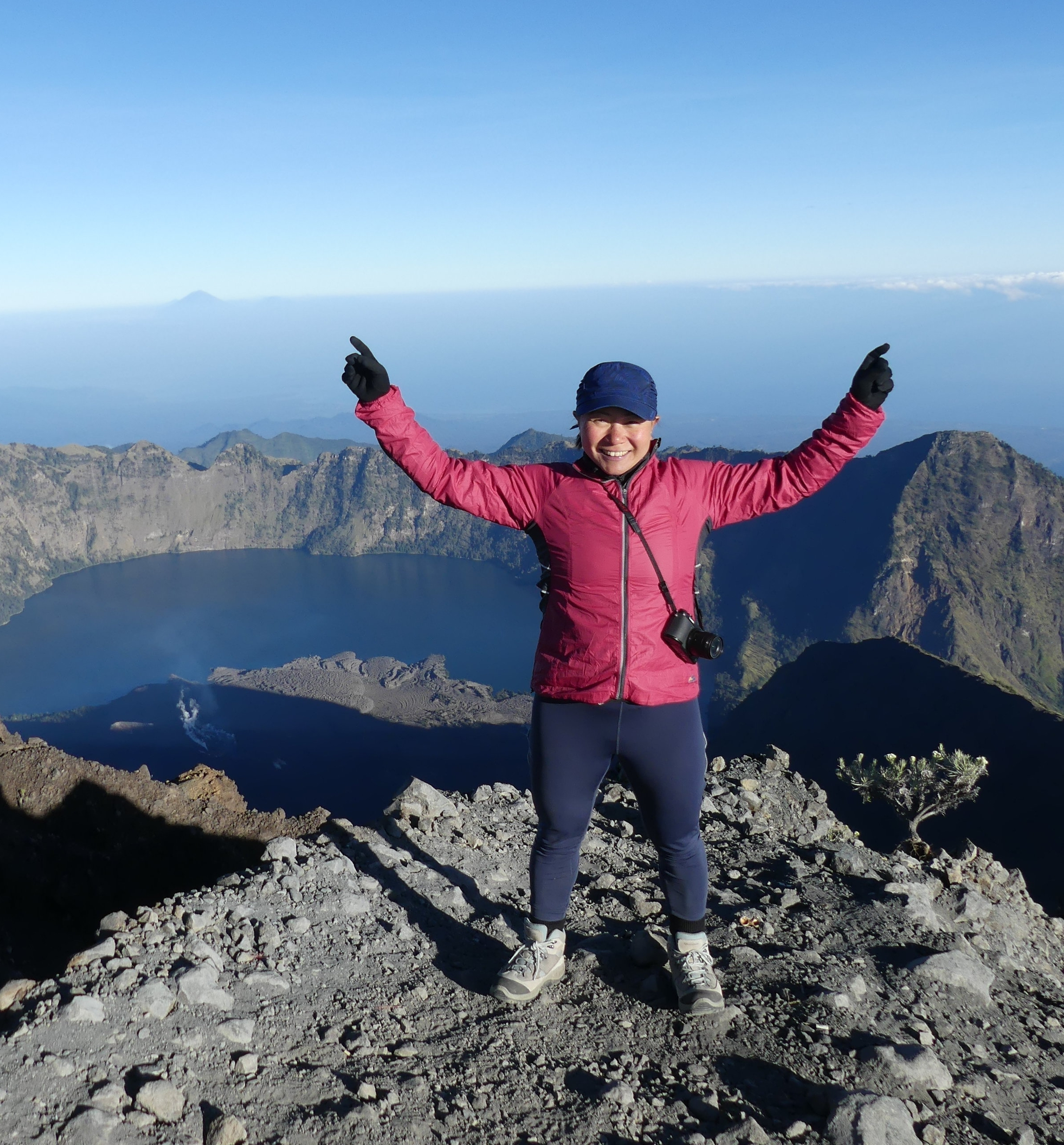 Mount Rinjani, Indonesia 2016 - Physically and mentally challenging