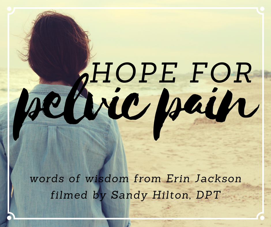 Hope for Pelvic Pain