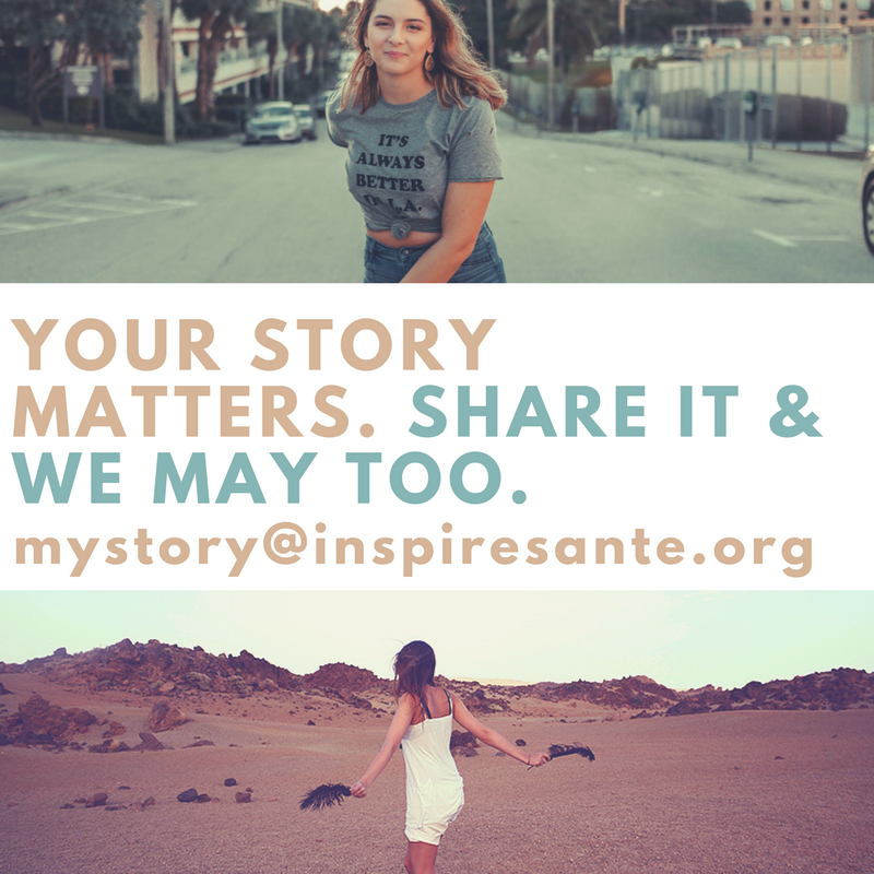 Share your story with us.