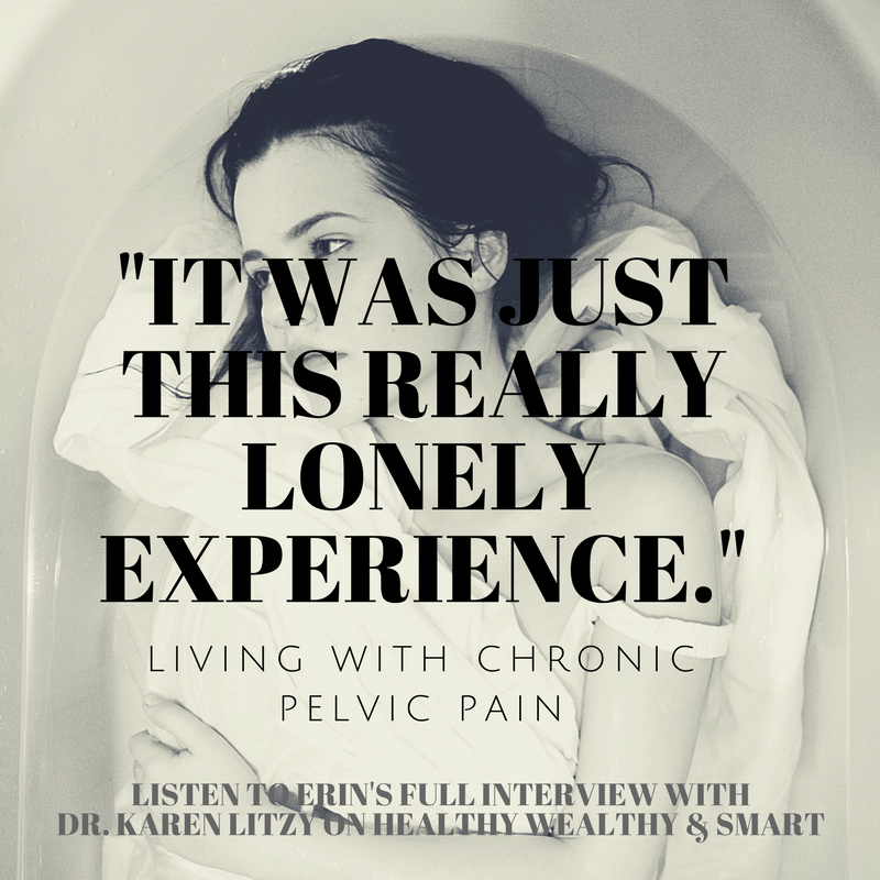 Erin & Dr. Litzy Chat Chronic Pain