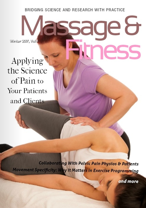 Massage and Fitness Magazine