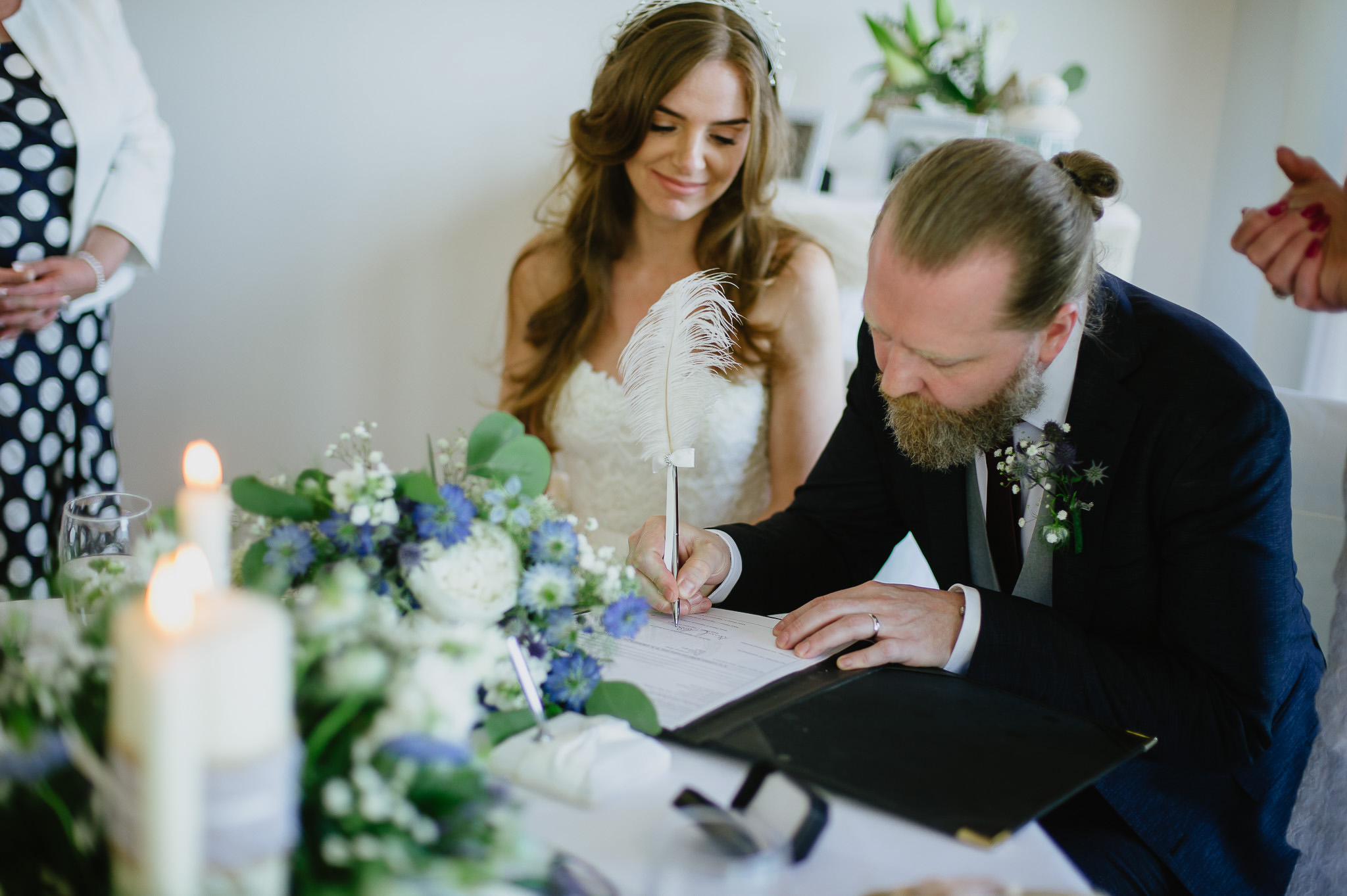 Cliff House Hotel Wedding Photographer Ireland-105.jpg