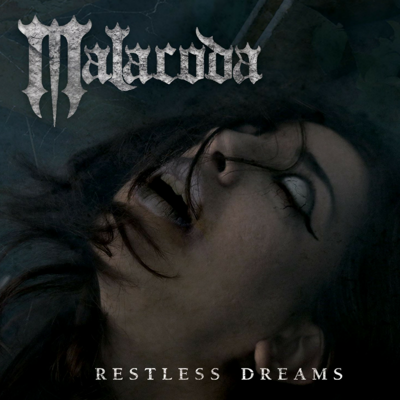 RESTLESS DREAMS (LP) - Released Oct. 19th, 2018