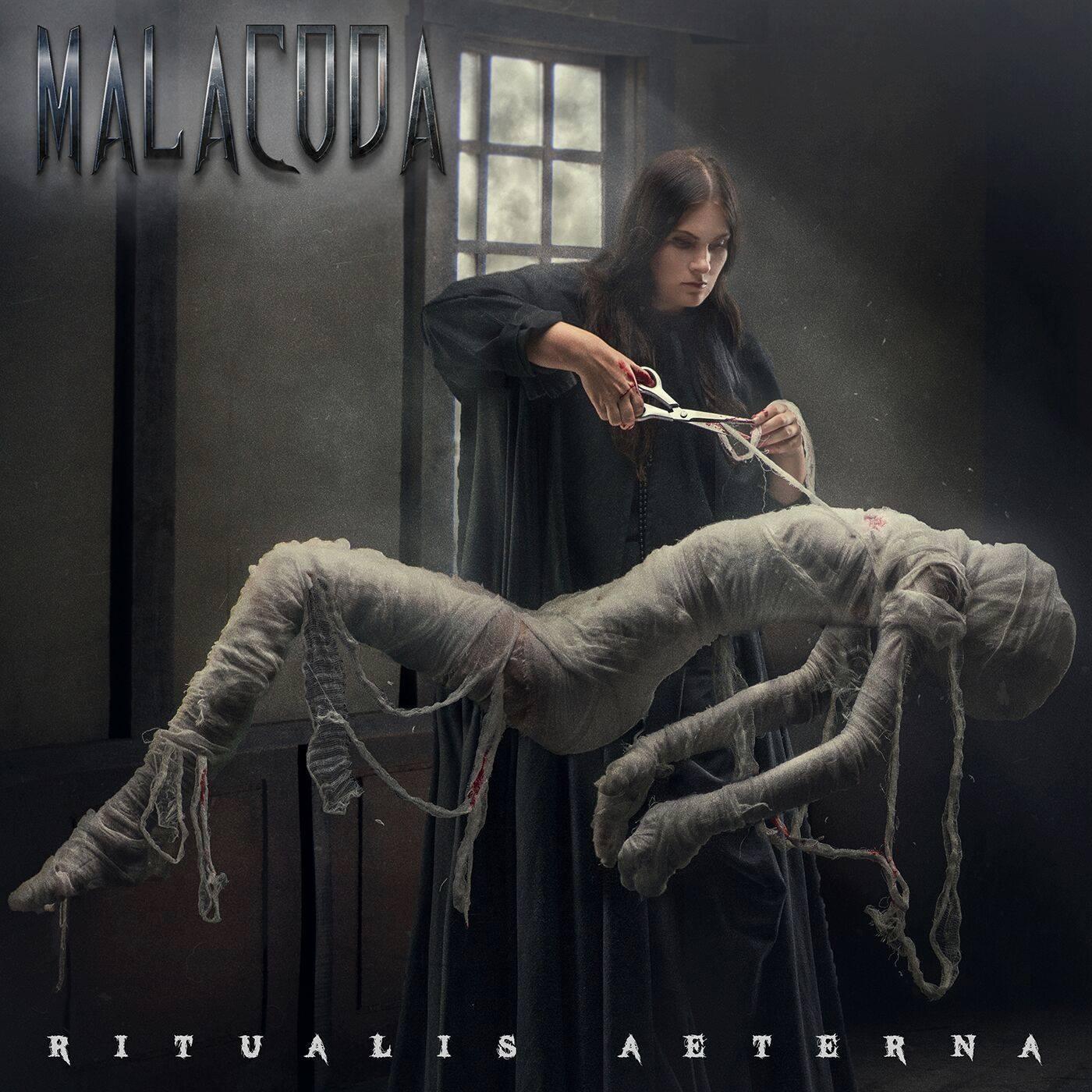 Ritualis Aeterna (EP) - Released Dec. 2nd 2016