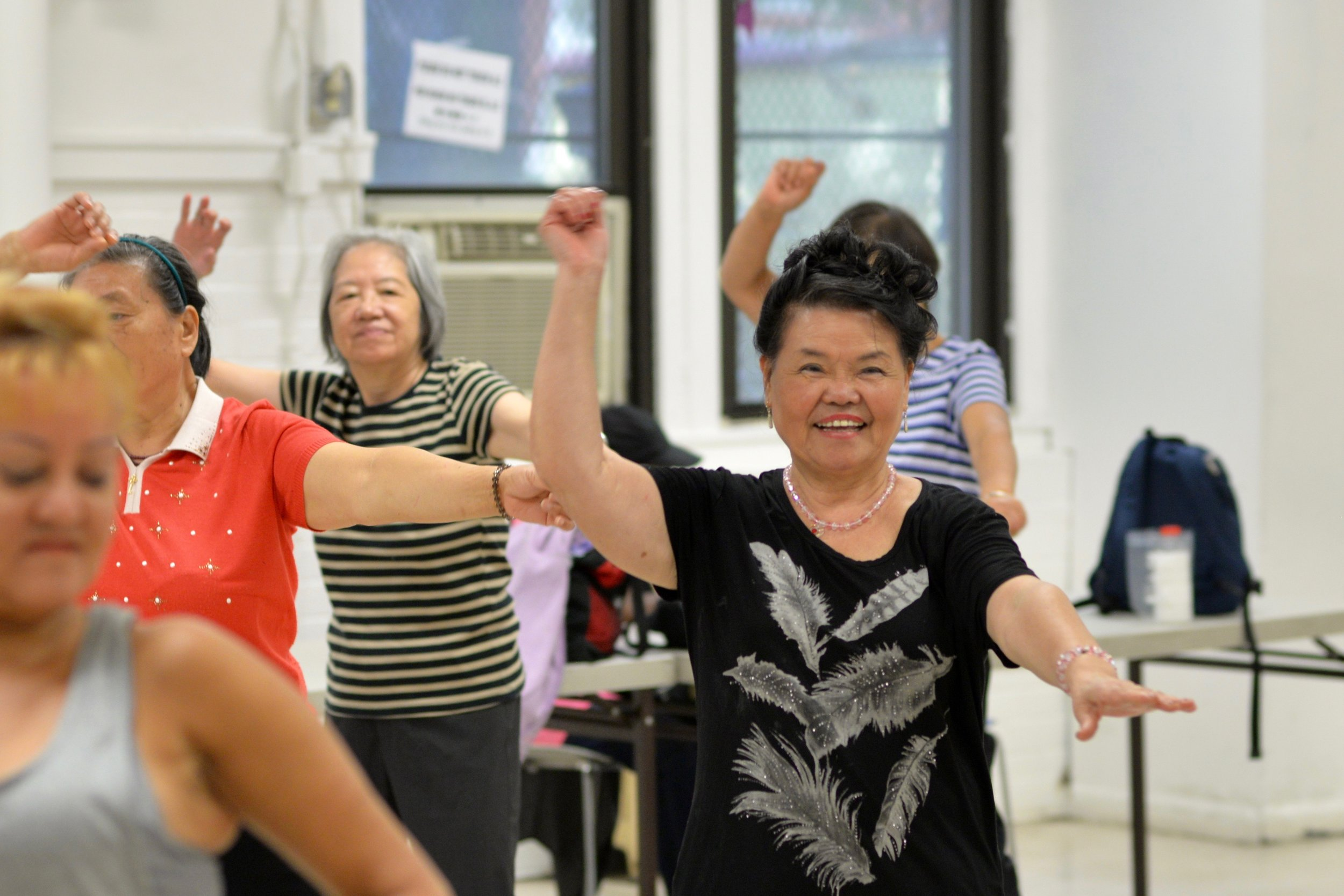 MAY IS OLDER AMERICANS MONTH!    Engage at Every Age