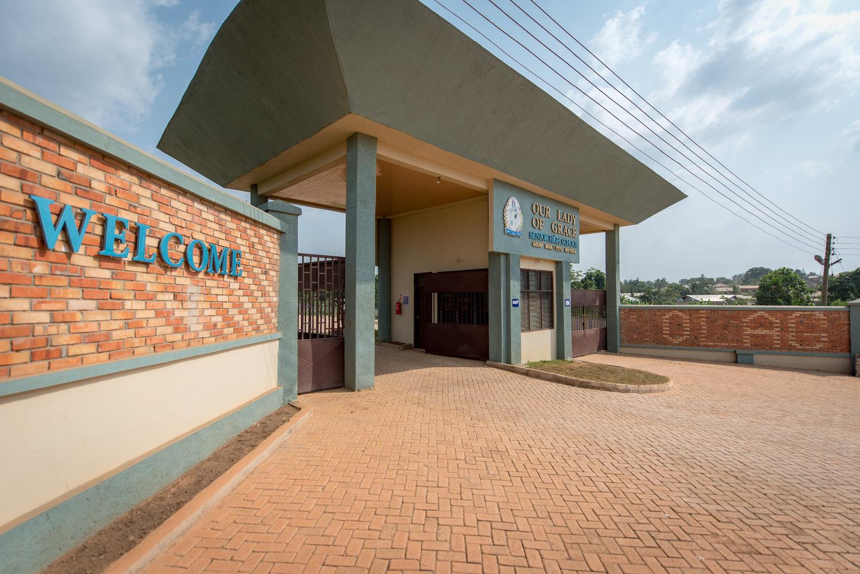 Olg Senior High School Ghana Our Lady Of Grace Catholic Church