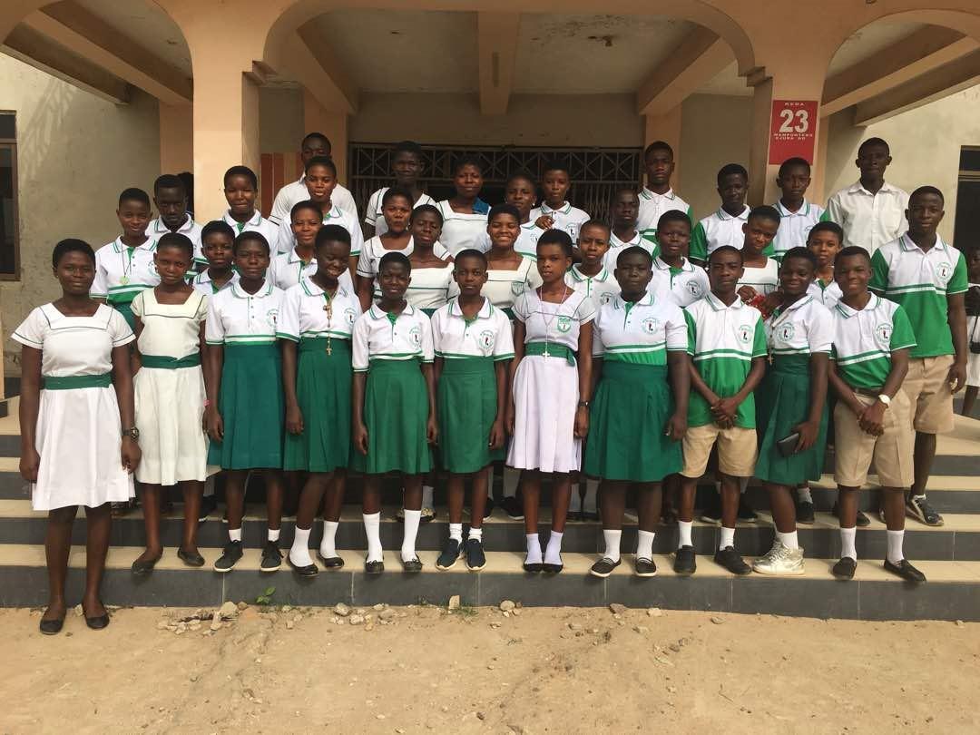 CHRISTMAS IN GHANA -
