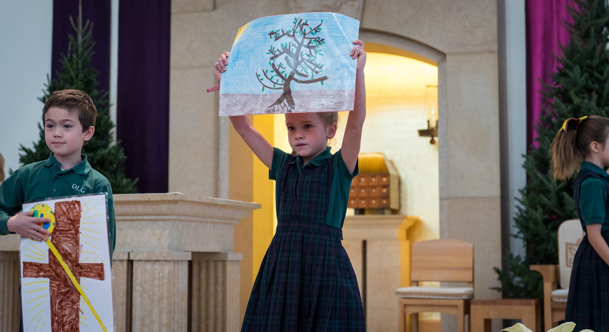 GRADE SCHOOL CHRISTMAS WISDOM -