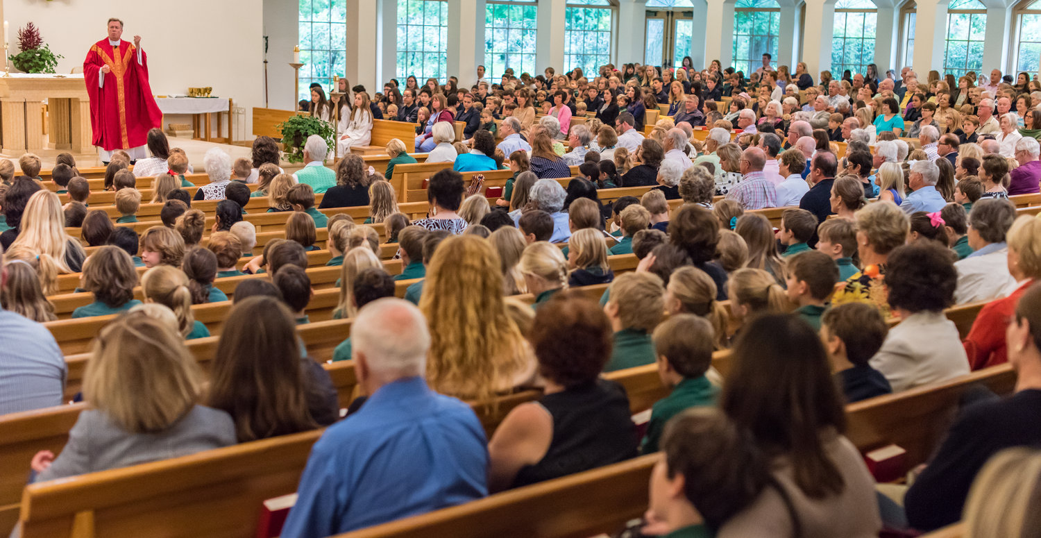 Homilies 2018 — Our Lady of Grace Catholic Church