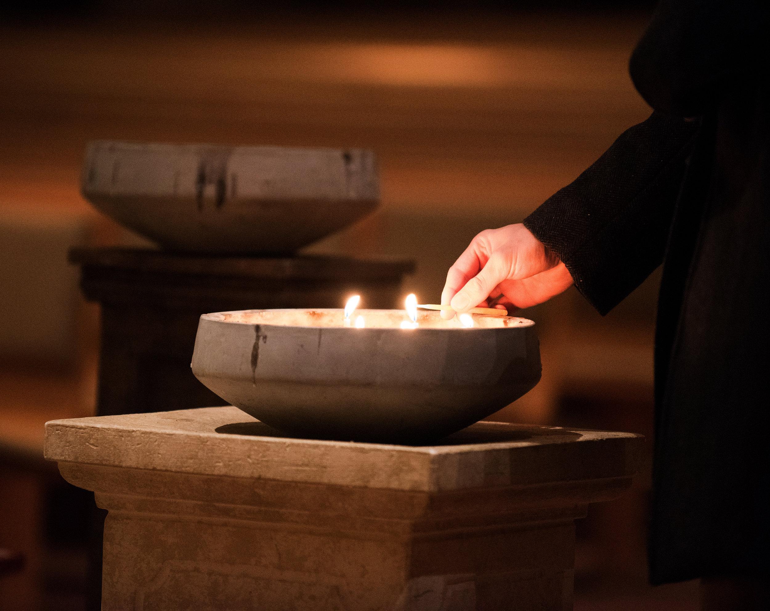 PRAYER MINISTRY SPOTLIGHT -