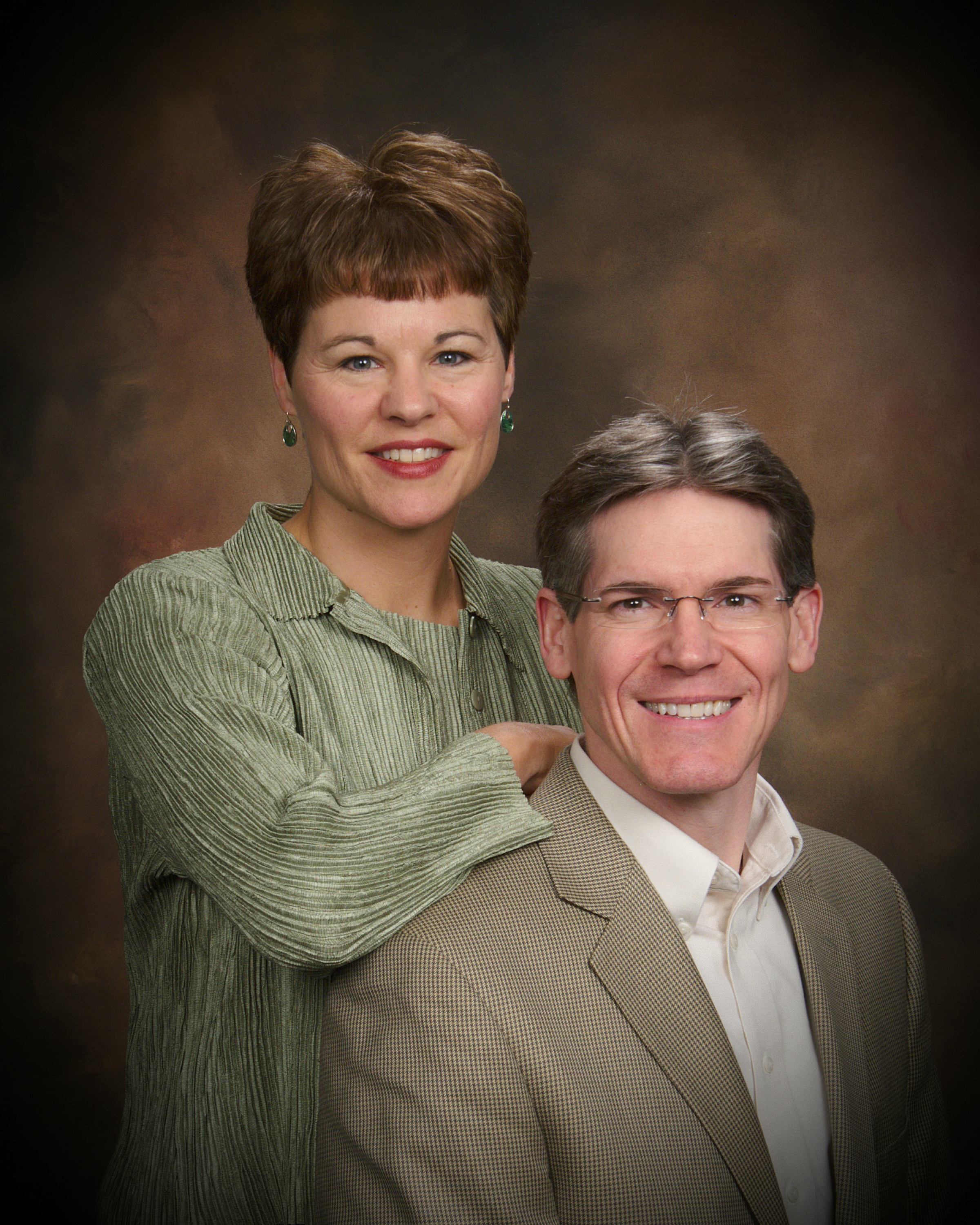 Jim and Maureen Otremba