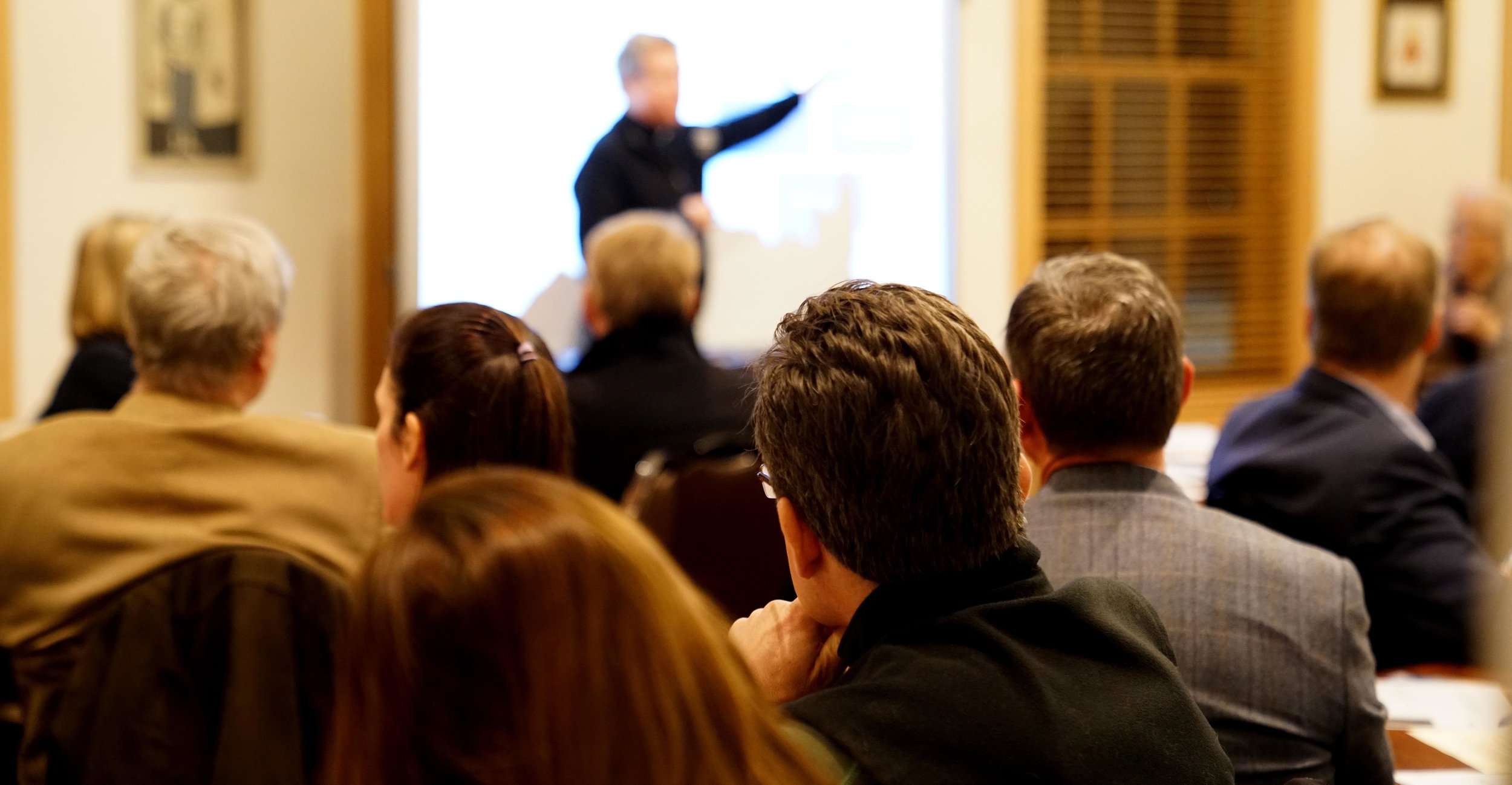 Town Hall Meetings -