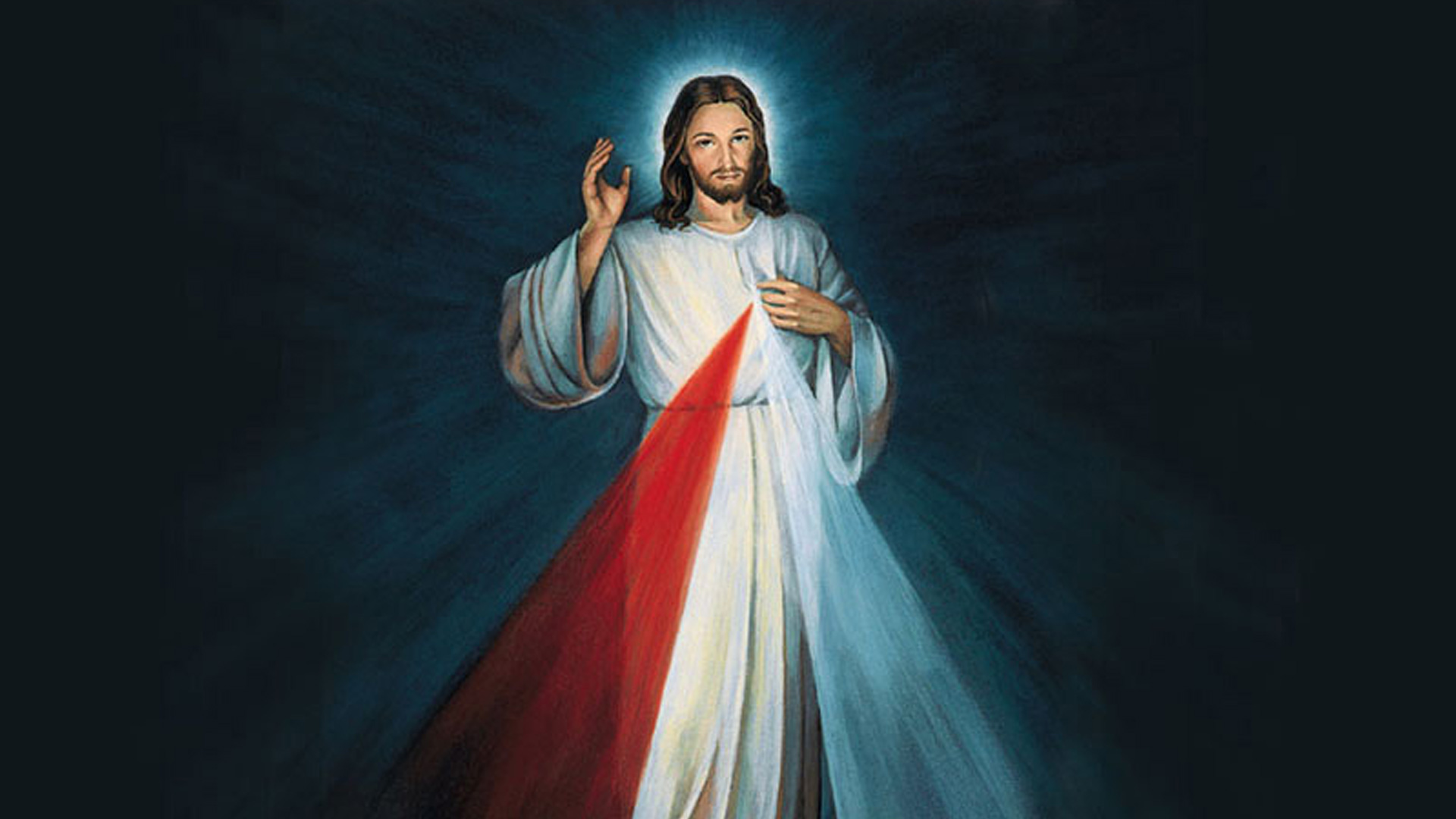 Divine Mercy Sunday -