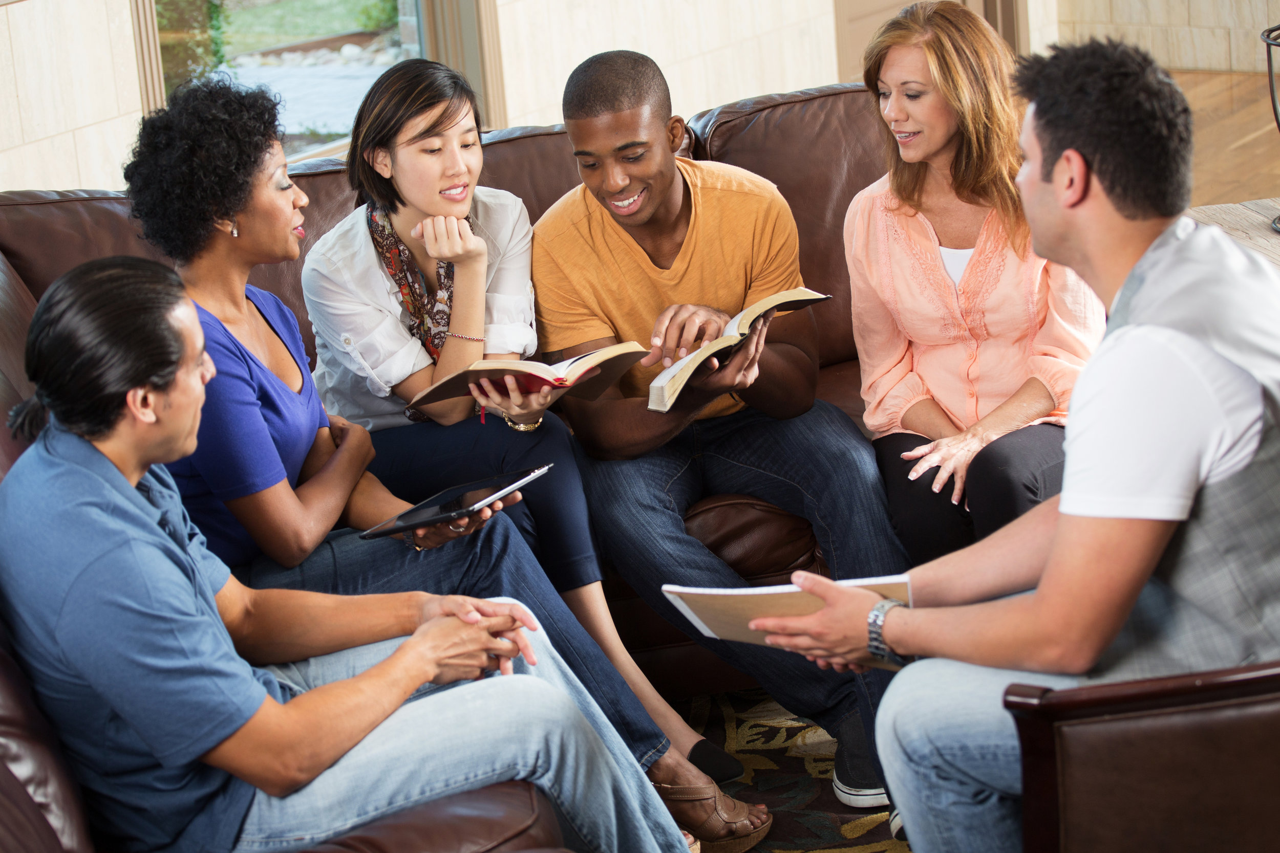 SMALL GROUPS -