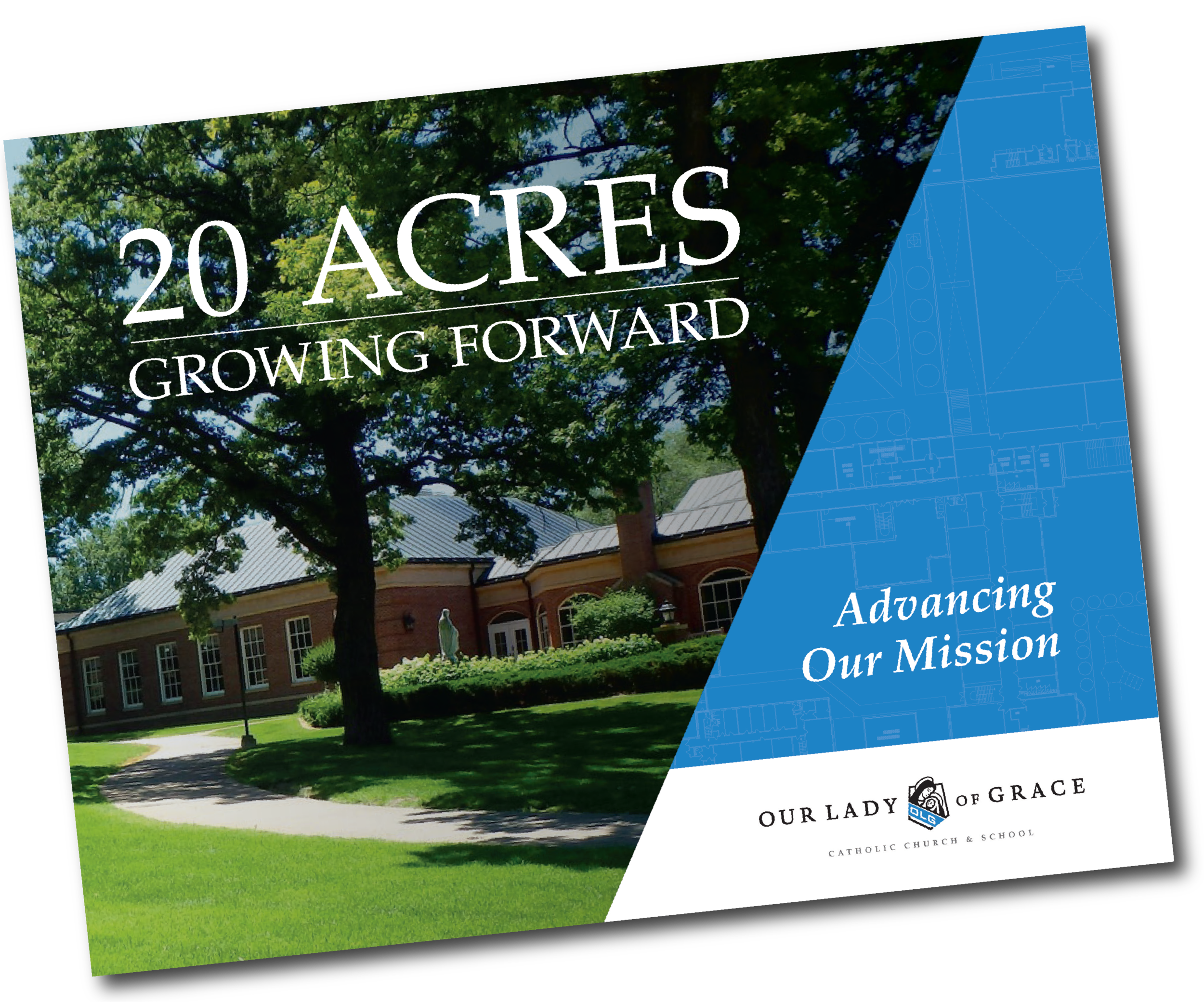 Click the image above to view the Advancing Our Mission Brochure
