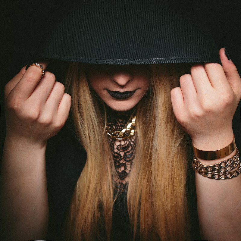 NYNA - Dark and mysterious, we love it!