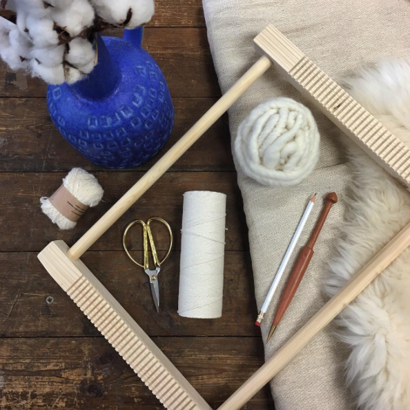london weaving workshop