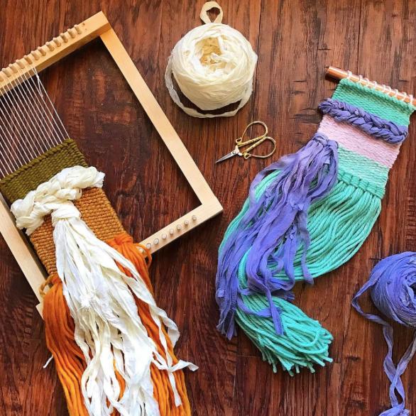 columbus ohio weaving workshop