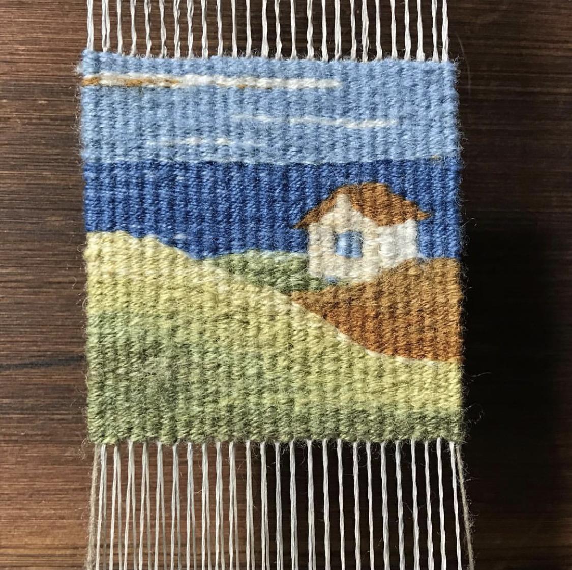 Tiny Tapestry by Sarah C. Swett
