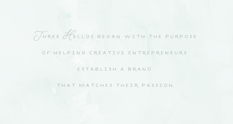 threehellos_brandingdesign