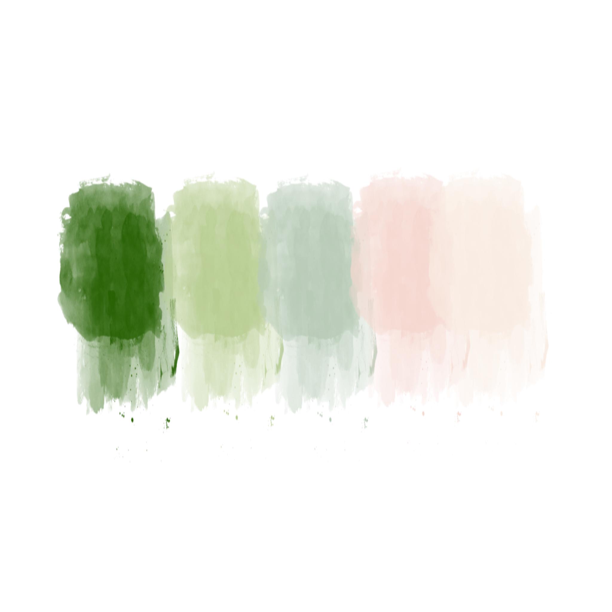 Tracey Hart Color Palette