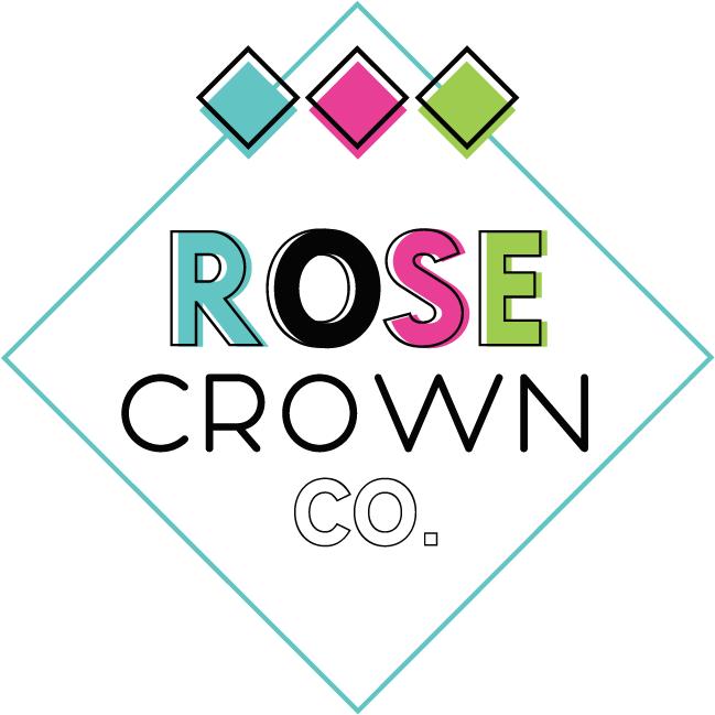 RoseCrownCo._mainlogo by Three Hellos Creative Co.