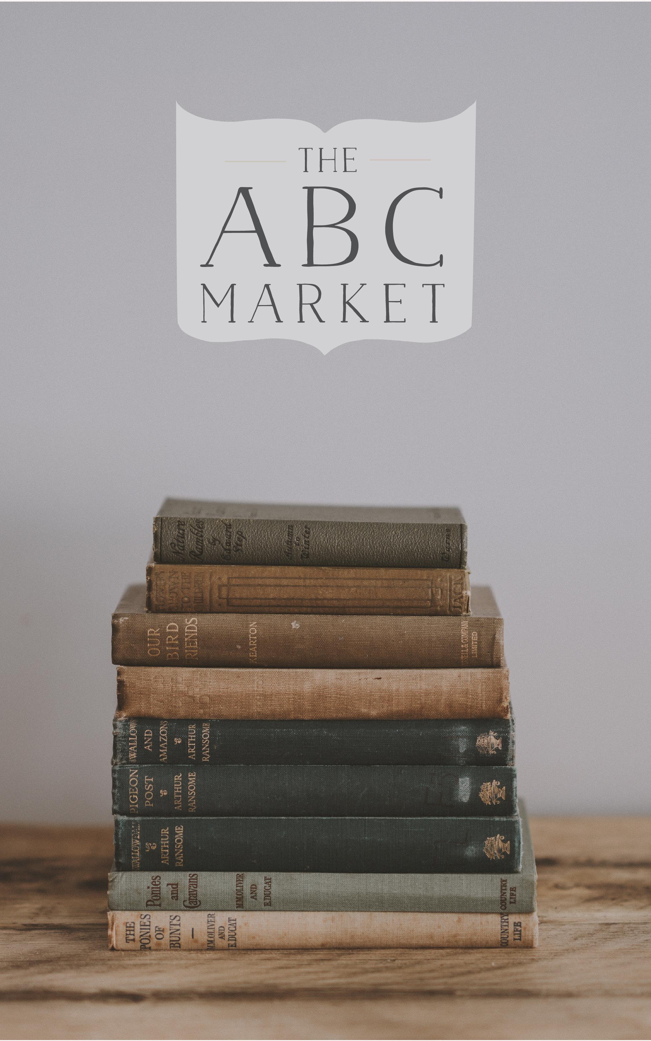 the abc market etsy shop logo
