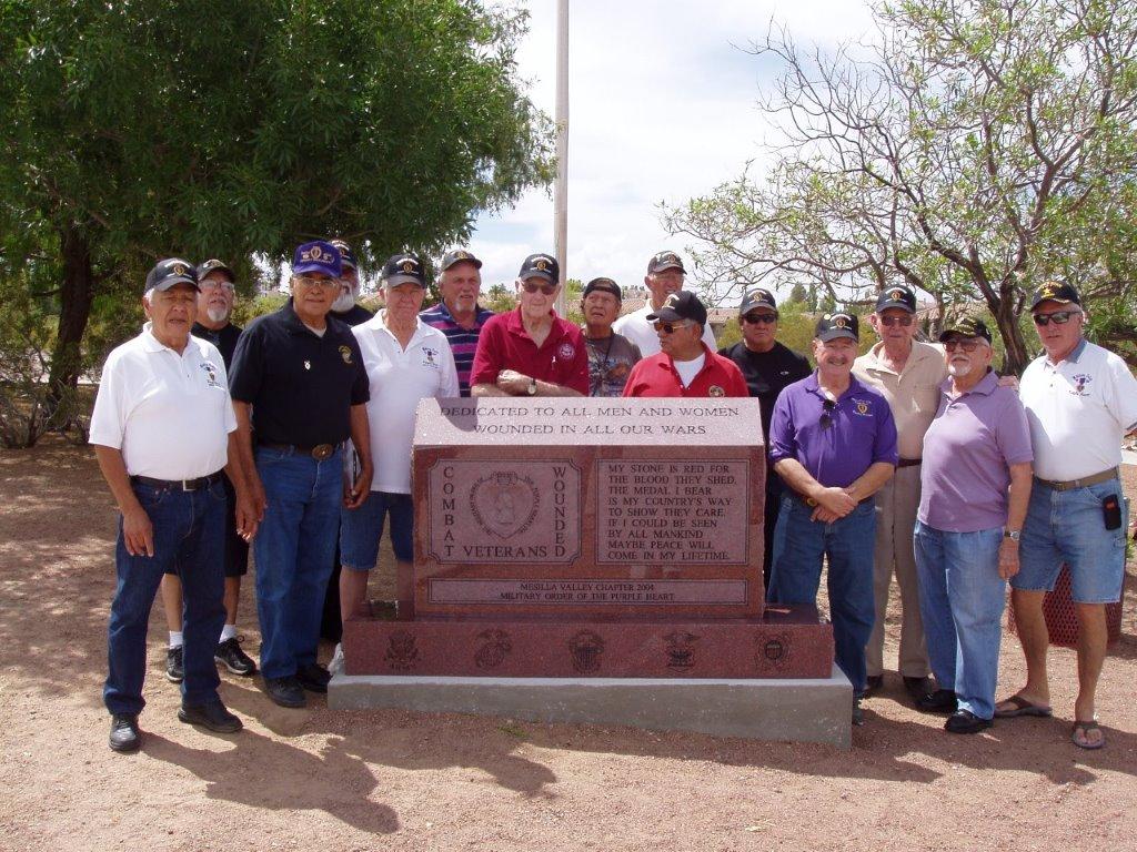 Monument installation, June 30th, 2016.