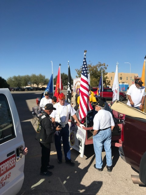 2018 Veterans Day Parade