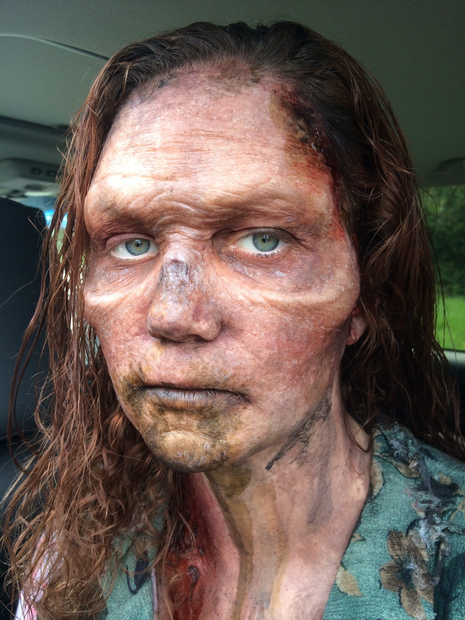 Prosthetics Provided by Blue Whale Studios.