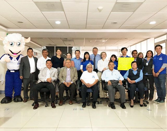 CEP from Ho Chi Minh City, Vietnam visited Acreimex Cooperative in Oaxaca, Mexico under the #OPTIX project in Feb 2018. The two institutions exchanged knowledge and experience regarding their products, operation models and most importantly, their passion for serving the bottom of the pyramid. We all left the event with great lessons and unforgettable memories. More photos to follow. #CEP #Acreimex #MetLifeFoundation #peerexchangeevent
