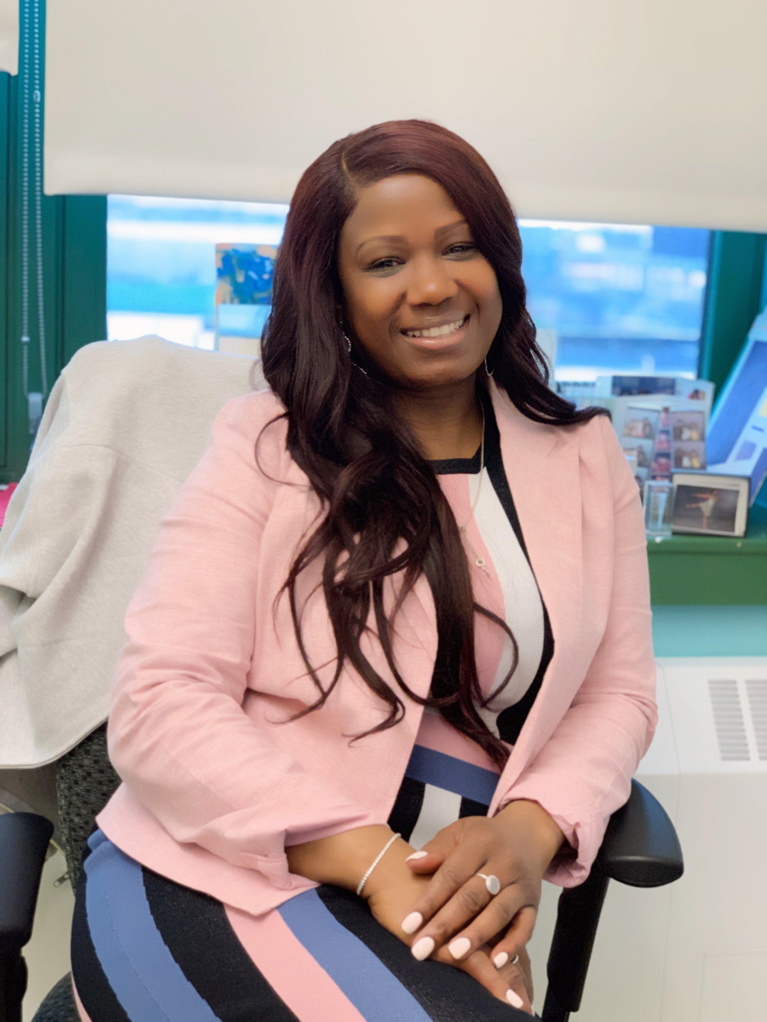 TANISHA BROWN - HIGH SCHOOL ASSISTANT PRINCIPAL