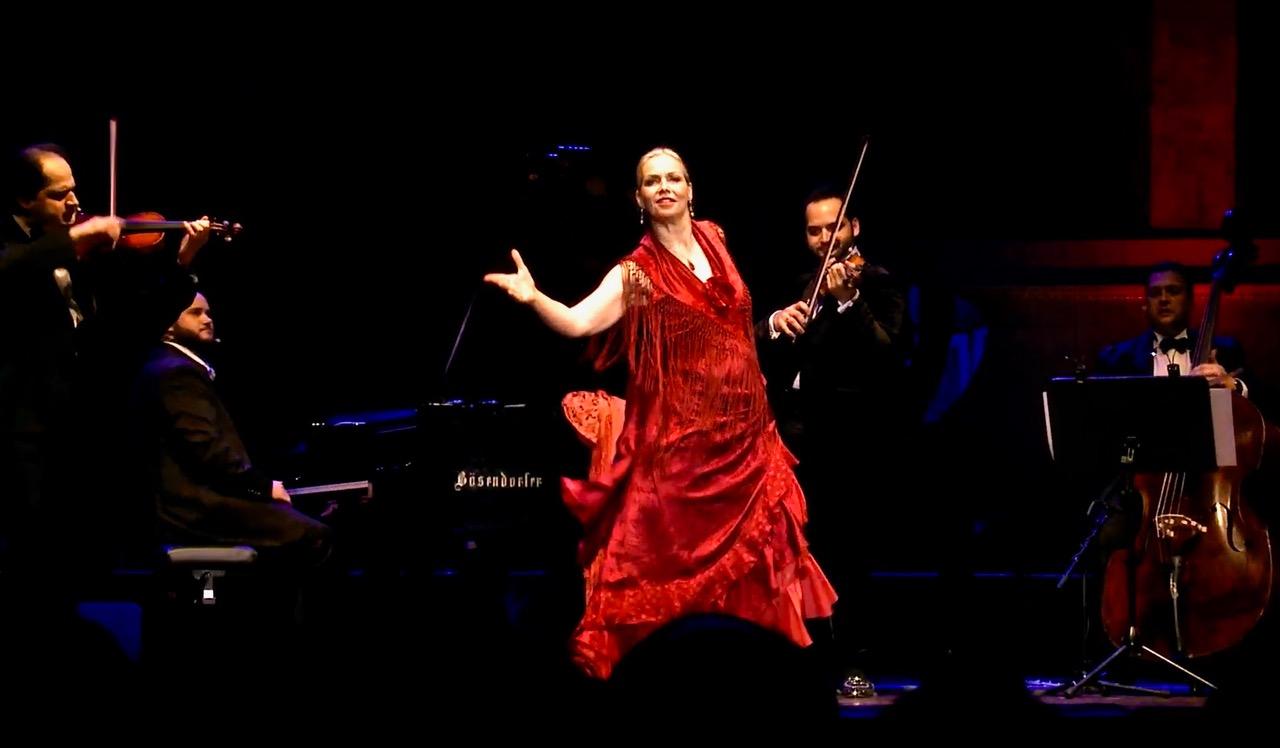 Wonderful experience with the great Janoska Ensemble!