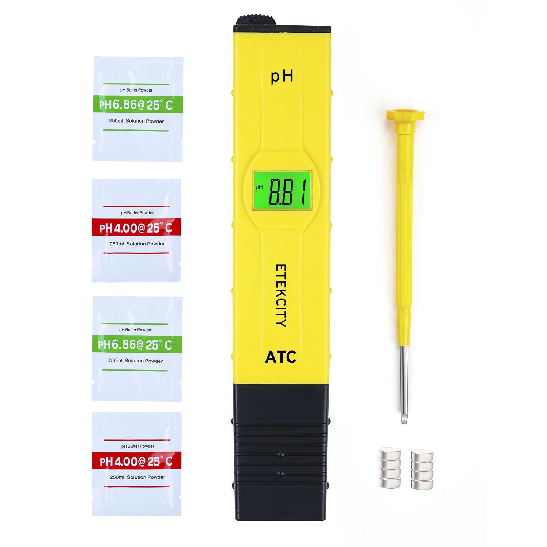 pH Test Meter