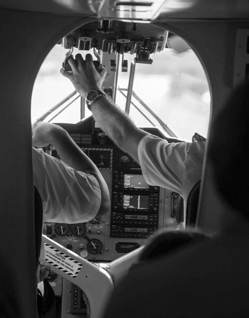 Décollage / Take-off St Maarten (SXM)