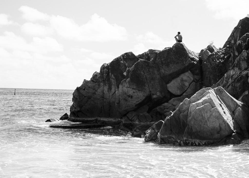Solitude - Shell Beach Feb / fév 2015