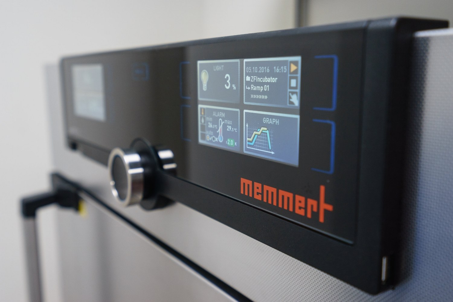 Memmert climate chamber for zebrafish embryo culture